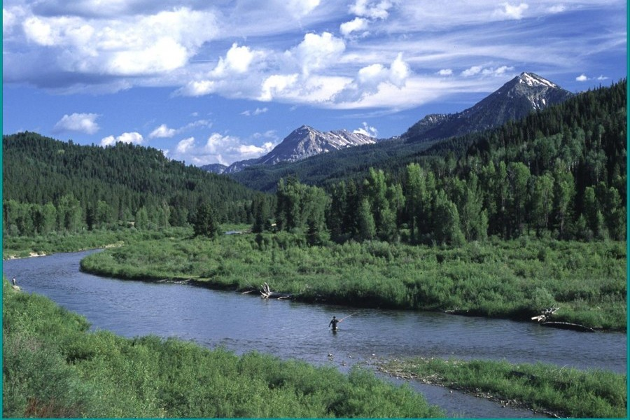 Grey's River, WY  Photo: Greater Yellowstone Coalition