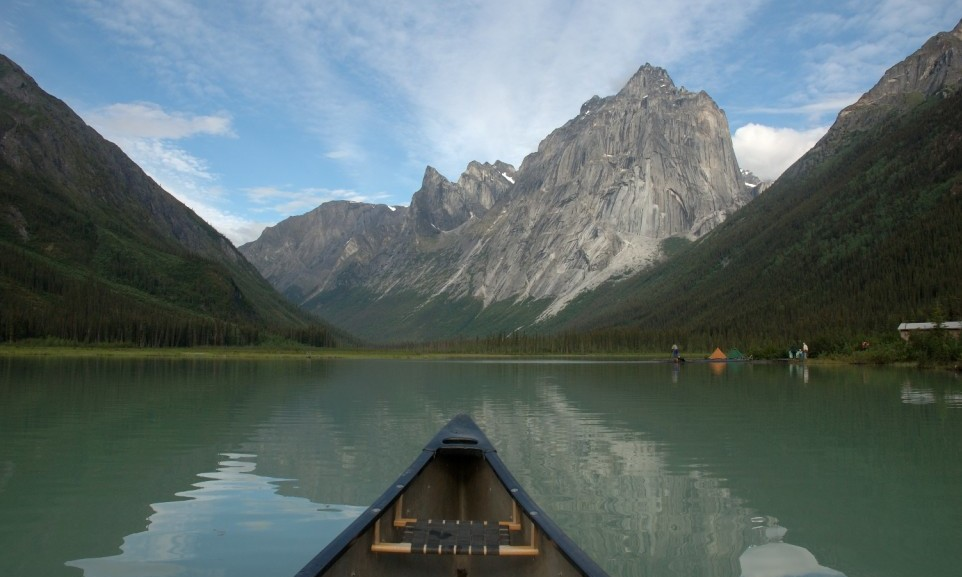 Nahanni Wilderness, NWT   Photo: Mike Beedell
