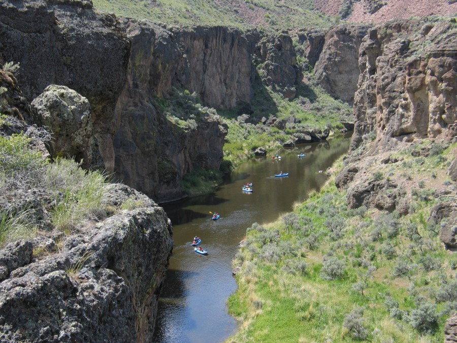 Owyhee Canyonlands, ID  Photo: The Wilderness Society