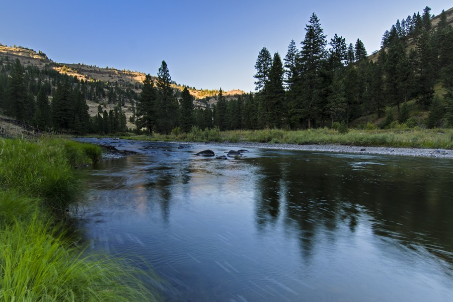 John Day River, OR  Photo:  J. Davis