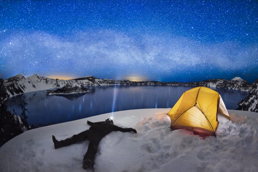 Crater Lake, OR  Photo: Ben Canales