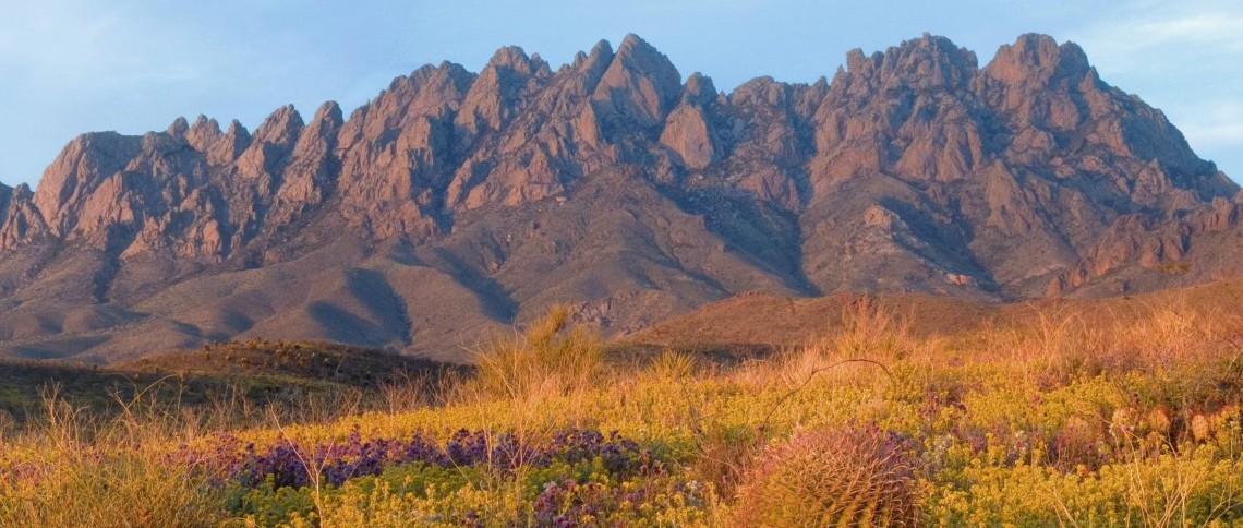 Organ Mountains-Desert Peaks, NM  Photo: Mike Groves