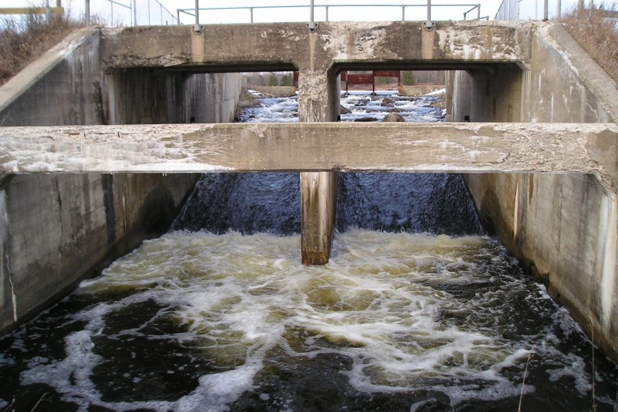 Lake Kathleen Dam, MI  Photo: Conservation Resource Alliance