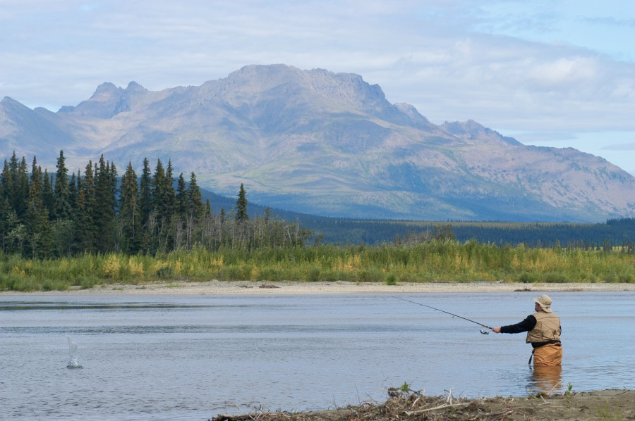 Pah River, AK  Photo: John Gaedeke