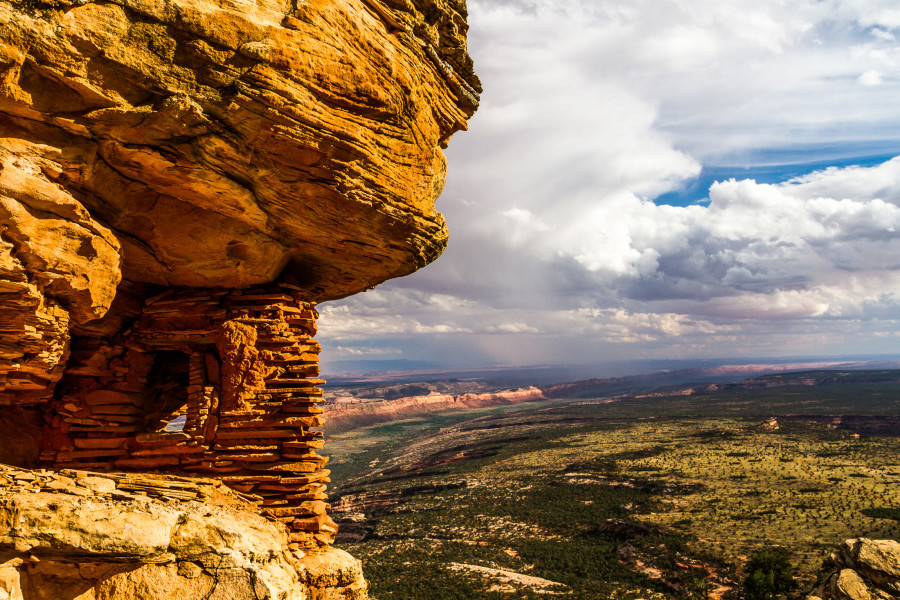 Bears Ears, UT  Photo:  Josh Ewing