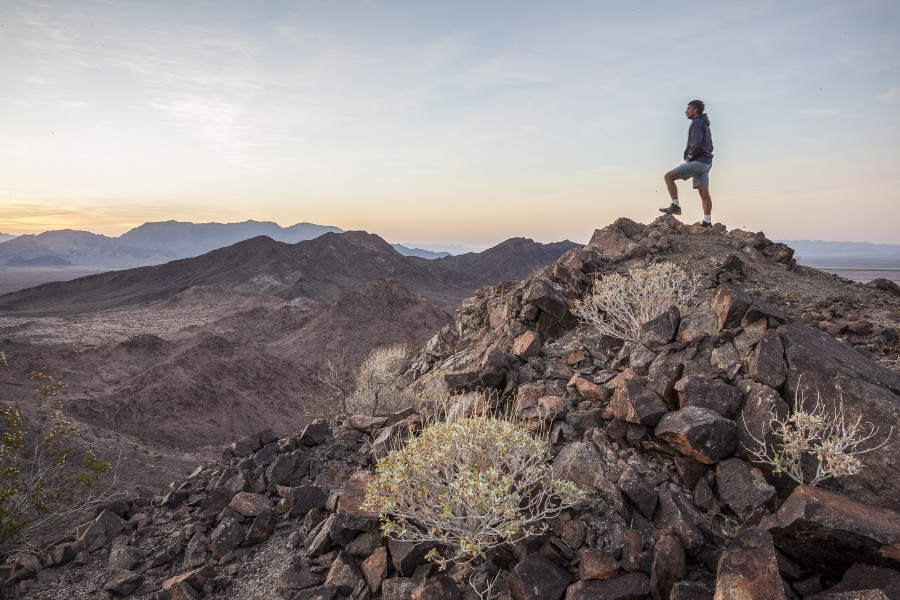 Mojave Trails National Monument, CA  Photo Credit:  John Dittli
