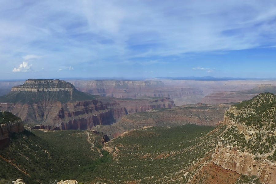 Grand Canyon Watershed, AZ  Photo:  Forest Service