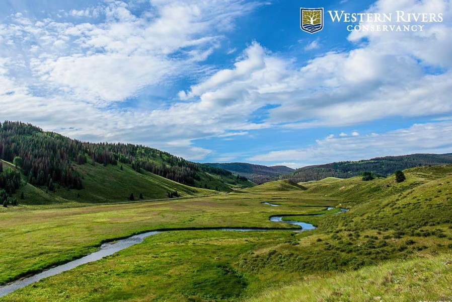 Photo:  Western Rivers Conservancy