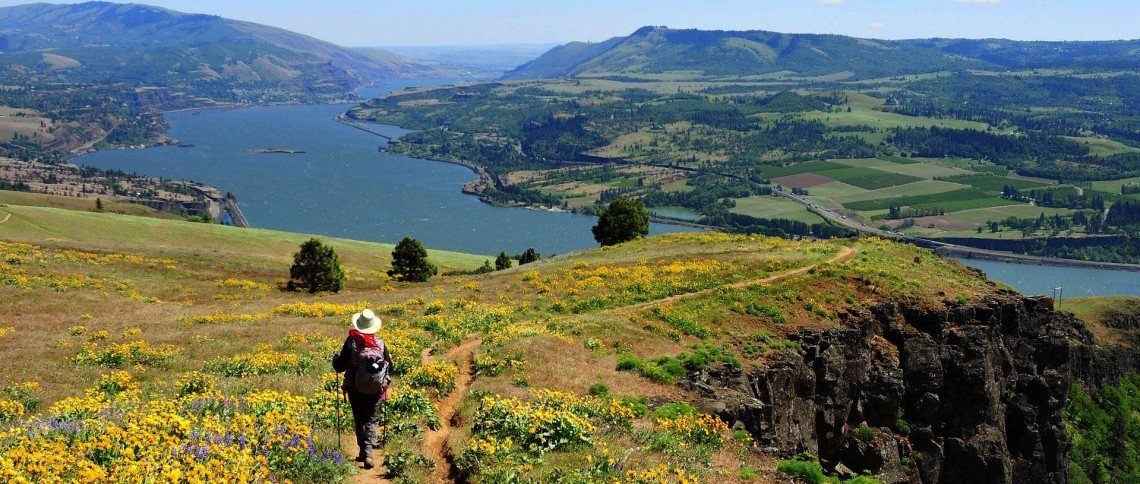 Columbia River Gorge  Photo:  Debbie Asakawa