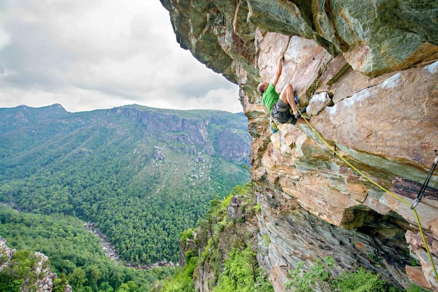 Linfield Gorge, NC  Photo Credit:  Shannon Millsaps