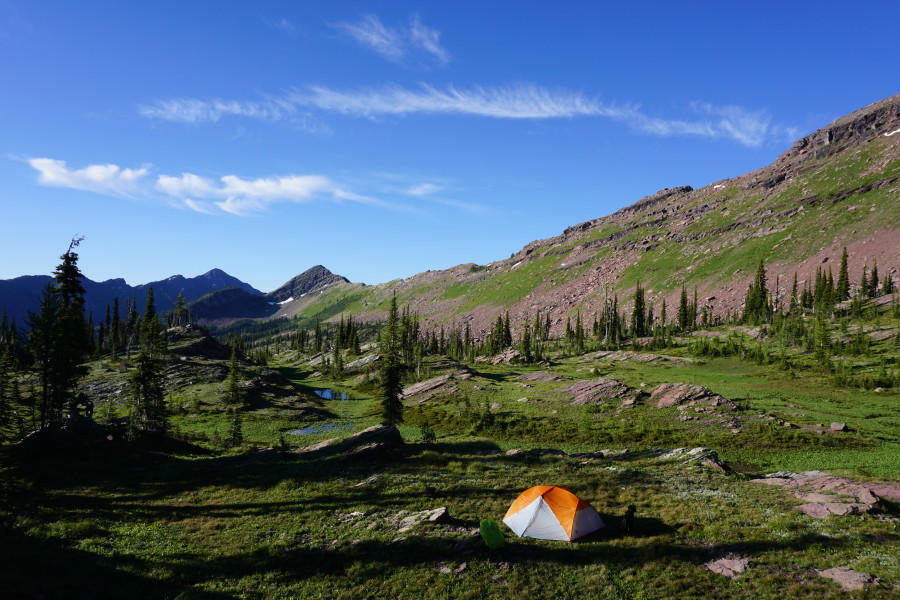 Grizzly Basin Proposed Addition to Bob Marshall Wilderness:  Photo:  Montana Wilderness Association
