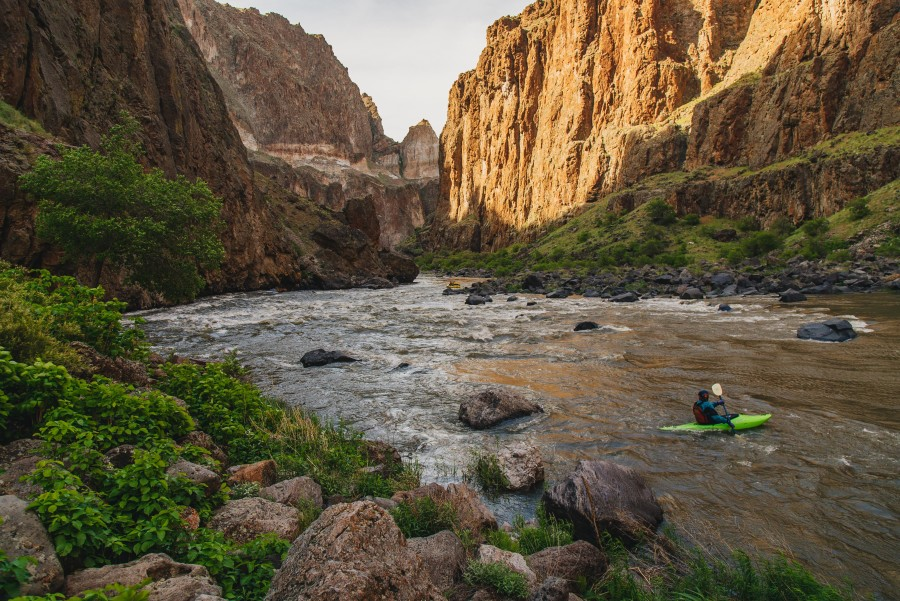 Owyhee Canyonlands, OR  Photo:  Nate Wilson