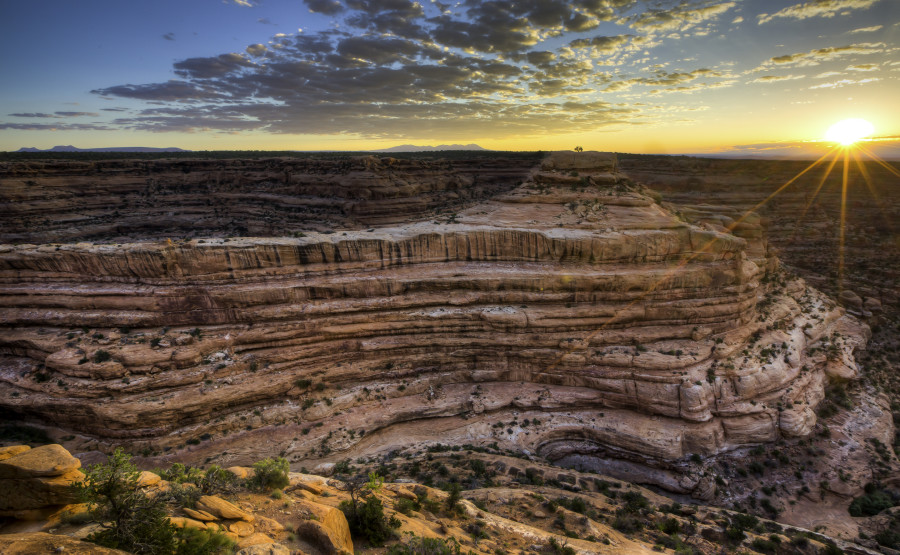 The Citadel, Bears Ears National Monument, UT Photo: Bob Wick, BLM