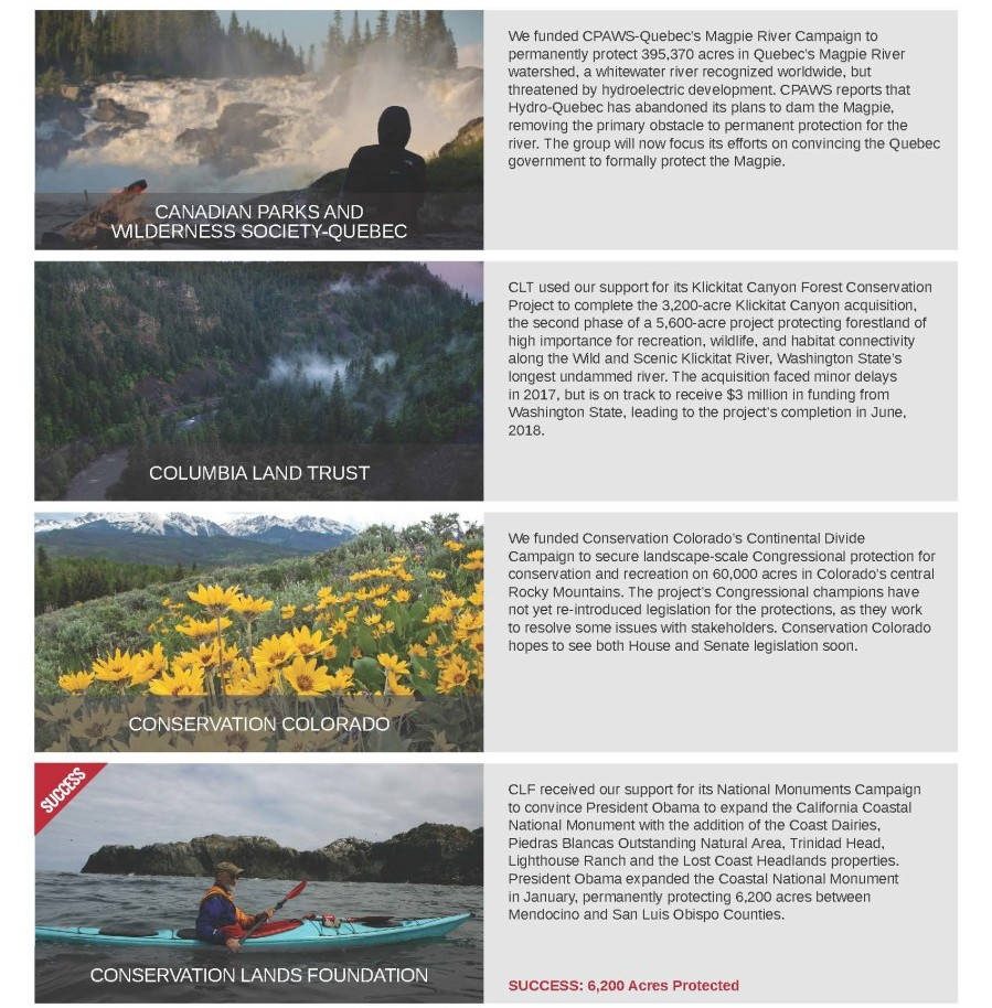 news page 2 of 78 the conservation alliancethe conservation